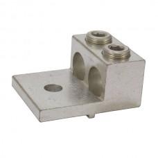Nsi 2-600TP Turn Prevent Two 600-2 Turn Prevent Lug (2) 600 MCM - 2 AWG (Al/Cu) Price For 4