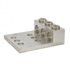 Nsi 3-600L2/L4 Nema Panel Lug (3)600-2 Nema Panel Board Lug (3) 600 MCM - 2 AWG (Al/Cu) Price For 2