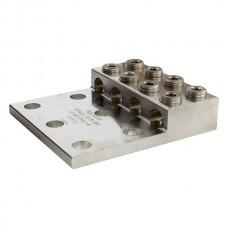 Nsi 4-1000LL8 Transformer Lugs Heavy Duty Dual Rated Transformer Lug 1000 MCM - 500 MCM     Price For 1