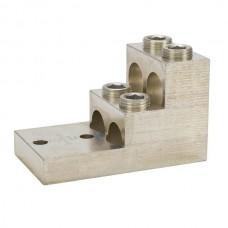 Nsi 800T-4 Step Panel Lug (4)800-300 Step Panel Lug (4) 800-300 MCM (Al/Cu) Price For 2