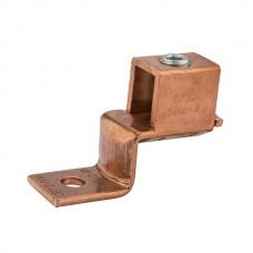 """Nsi DE707 4/0-2 Cu Solderless Lug Copper Solderless Lug, 4/0-2 AWG, 5/16"""" Mtg Hole Price For 15"""
