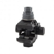 Nsi IPCS2001 Insulation Piercing Connector 2/0-10 AWG Insulation Piercing Connector 2/0-10 AWG 2/0-4 Main, 10-14 AWG Tap, Dual Rated AL9CU, Torque Limiting Nut Price For 6