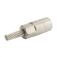 Nsi PT250 Aluminum Pin Terminal Cu Pin 250 MCM Bi Metallic Pin Terminal, 250 MCM Wire Size, 3/0 AWG Tin Plated STRanded Cooper Pin, BROWN Price For 10
