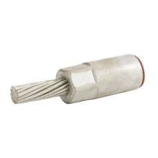 Nsi PT300 Aluminum Pin Terminal Cu Pin 300 MCM Bi Metallic Pin Terminal, 300 MCM Wire Size, 4/0 AWG Tin Plated STRanded Cooper Pin, BROWN Price For 10