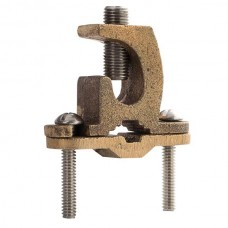 Nsi GLC-140DB Ground Clamp Lay-In 1/2-1 inch DB Rated 1 Extra Heavy Duty Ground,  cULus Price For 10