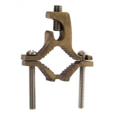Nsi GLC-240DB Ground Clamp Lay-In 1 1/4-2 inch DB Rated Heavy Duty Ground Clamp, Lay In,  cULus Price For 6