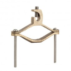 Nsi GLC-440DB Ground Clamp Lay-In 2 1/2-4 inch DB Rated Heavy Duty Ground Clamp, Lay In Price For 3