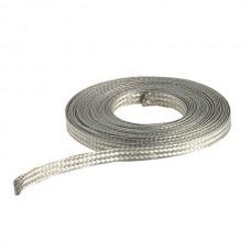 "Nsi SA382B Ground Strap Flexible 3/8 inch X 25 3/8"" X 25' Flexible Strap Price For 1"