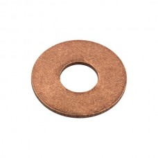 "Nsi FW-4 Flat Washer 1/4 inch Bronze Bronze Flat Washer 1/4""  Price For 25"