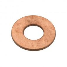 "Nsi FW-6 Flat Washer 3/8 inch Bronze Bronze Flat Washer 3/8""  Price For 25"