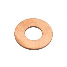 "Nsi FW-8 Flat Washer 1/2 inch Bronze  Bronze Flatwasher 1/2""  Price For 25"