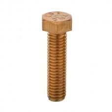 "Nsi HB606 Bronze Bolt 3/8 inch X 1-1/2 inch Bronze Bolt 3/8"" X 1 1/2"" Price For 25"