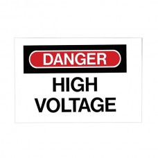 Nsi DSS-5 Safety Sign  - Danger Safety Sign  - Danger High Voltage Self Stick Price For 1
