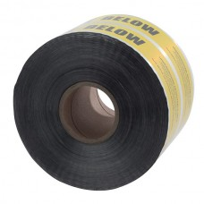 """Nsi ULTD-643 6 inch Yellow  inchBuried Comm. Line Below inch 6"""" Yellow Detectable Underground Line Tape """"Buried Communication Line Below"""" Price For 1"""