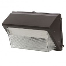 Nsi WP68LED LED Lrg WallPack NCO 68W 4887lm 4700K C LED Large Wall Pack, 120-277V, Non-Cutoff, 68W, 4887lm, 4700K Color Price For 1