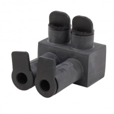 Nsi ISPB2/0-2 Submersible Conn.  2/0 - #14 Submersible Connector, 2 port, 2/0 AWG - 14 AWG Price For 1