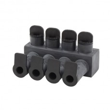 Nsi ISPB2/0-4 Submersible Conn.  2/0 - #14 Submersible Connector, 4 Port, 2/0 AWG - 14 AWG Price For 1