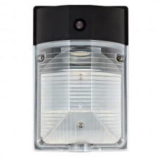 A&A - LED Security Wall Pack - AC110-277V - 17 Watt - 5000K Daylight - 1,700 LM - Aluminum Housing - cUL&DLC Listed