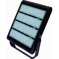 A&A - LED Flood Light  - AC110-277V - 220 Watt - 5000K Daylight - 25,684 LM - Dark Bronze Finish - cUL&DLC Listed