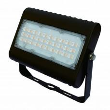 A&A - LED Flood Light  - AC110-277V - 50 Watt - 5000K Daylight - 4,731 LM - Dark Bronze Finish - cUL&DLC Listed