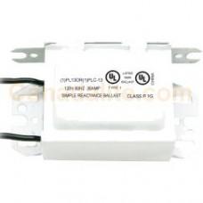 5W/7W Watt Plug-In GX23 Base -1-Lamp - 120V - CFL Magnetic Ballasts - Preheat Start - SY-5/7P