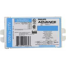 Philips Advance ICF-2S26-H1-LD - 1(2) Lamp -26W - CFL Program Start Ballast - 120/277V