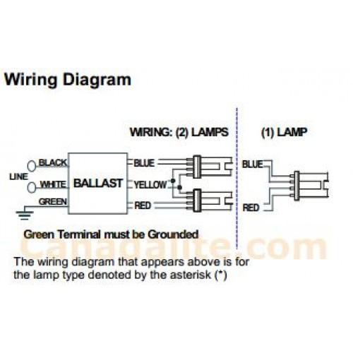 Instant Start Ballast Wiring Diagram Nilzanet – T8 Ballast Wiring Diagram