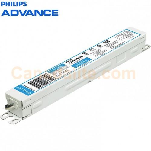 philips advance 118828 icn 132 mc 35m 28w 1 l f28t5 ballast instant start 120 277v