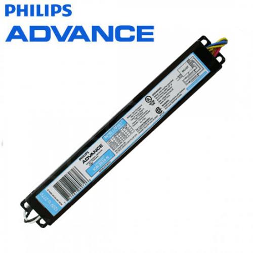 philips advance icn 2s28 n 35m 28w 2 x f28t5 programmed start ballast 120 277v