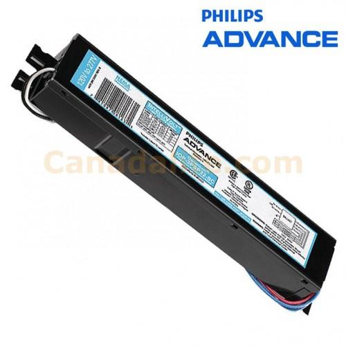Philips Advance 107201 Iop 4psp32 Sc 35m 32w 4 Lamp