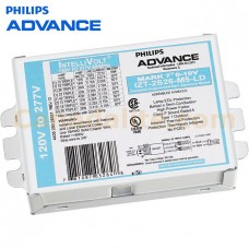 Philips Advance 114603 - IZT-2S26-M5-BS-35M - 1(2)-Lamp -26W - Programmed Start - CFL Dimming Ballast - 120/277V