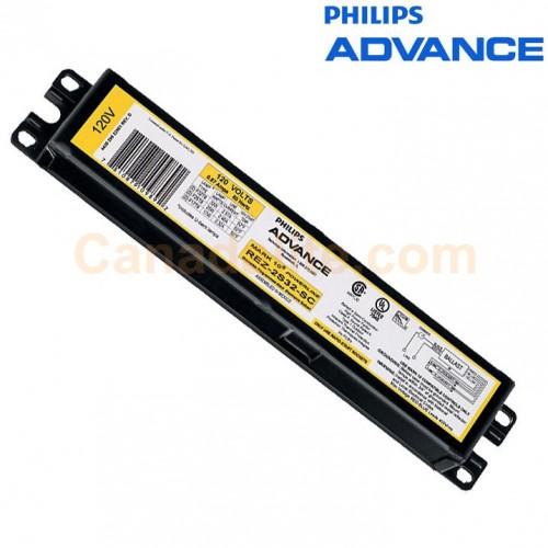 Philips Advance 191056 Rez 132 Sc 35m 32w 1 Lamp