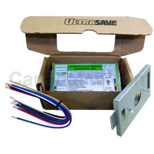 ultrasave ur242120mht dl kit 1 2 lamp 42w cfl program start ultrasave ur242120mht dl kit 1 2 lamp 42w cfl program start ballast 120 277v