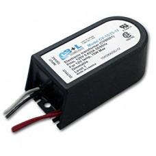 B+L CV90001 75W 120-12VAC Plastic Low Voltage Transformer**Discontinued**Possible Sub with Keystone** Replace SET75UL **