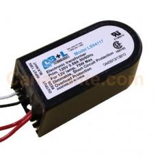 B+L CV90038 75W 120-24VAC Plastic Low Voltage Transformer