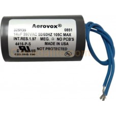 Ultrasave CAP-M-14UF-330V - Metal Halide Capacitor - 330 Volt **Discontinued and Not Available**
