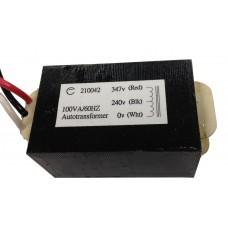 E Craftsmen 210042 Magnetic Step Down AutoTransformer 347V - 240V - 100VA
