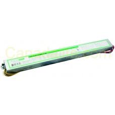 Ultrasave ER454120MHT-W - PLL50 (FT50W) Ballast - Programmed Start - 3 (4)-Lamp T5 54W MultiV120-277V Hi Temp-wire - 1.10 Ballast Factor