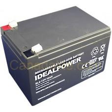 Emergency Light Battery - ELA-12V-12AH - 12 Volt - 12Ah Capacity  - Rechargeable Sealed Lead Acid Battery