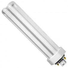 70 Watt - Quadruple-Tube - 4 Pin GX24q-6 Base - 3500K / Coolwhite - CFL70Q/E/835 - G.E.