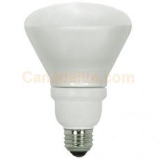 USHIO 3000557 - CF15R30/2700/E26 - 15 Watt - CFL Flood Lights - R30 - 2700K / Warmwhite - Medium E26 Base