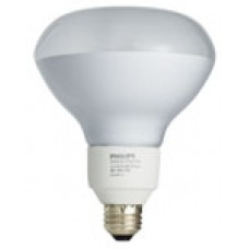 Philips 212233 - 20 Watt - Energy Saver - Dimmable R40 Reflector Flood CFL - 2700K / Warmwhite - EL/A R40 DIM20/ALTO