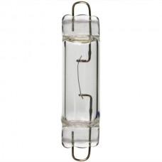 USHIO 5000852 - XRL 12V-5W/C/XX - 5W - Clear - T3 Bulb - Rigid Loop Base - Xenon - 12 Volt