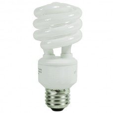 13 Watt - Spiral CFL - 2700K / Warmwhite - Medium E26 Base - SL13/O/ES/DIM/827 - Symban