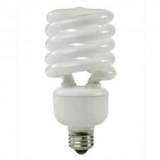 32 Watt - Shatter-Proof - Spiral CFL - 5000K / Daylight - Medium E26 Base - SL32/O/ES/850/Shatter-proof - Symban