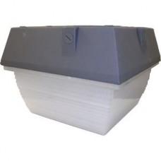 EEL LED Canopy 42W 4000K Coolwhite 120-277V - IP54 - GA40LED04-120M