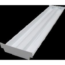 EEL Fluorescent Wraparound 2-Lamp 32W 120-277V - ST232120M