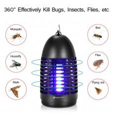 YUNLIGHTS Electric Mosquito Killer 7W UV Light Indoor