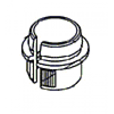 """618-NMB PVC """"Snap in"""" Connector 300pcs/bucket sold by Bucket"""