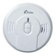 Kidde i9010CA - Smoke Alarm - Tamper Resistant - Ionization - Test & Hush - Sealed 10-Year Battery Worry-Free Ionization Smoke Alarm